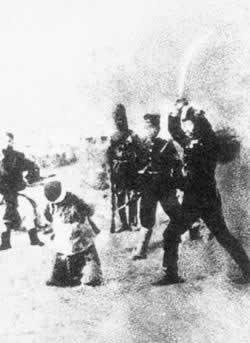 八国联军四出伐剿捕杀京郊义和团员