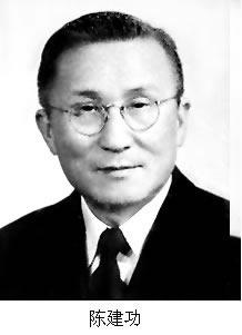 中国现代数学家陈建功出生