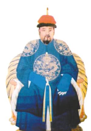 吴三桂逝世