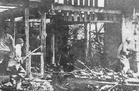 中国军队歼灭缅甸八莫、卡的克日军
