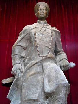 中国古代著名百将简介(三) - 梅庆吉 - 梅和勒.慶吉